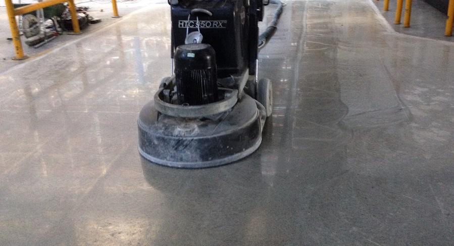 Concrete grinding hamilton floor grinders cambridge for Polished concrete floors nz