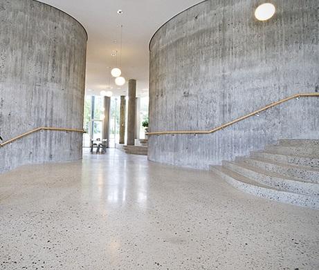 Concrete flooring hamilton concrete floors waikato for Polished concrete floors nz